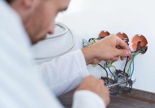 Installer l'électricité