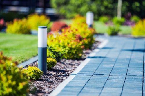 Tuinverlichting installeren
