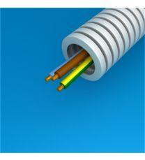 Preflex - 16MM 3G1,5MM² blauw+bruin+geelgroen per 100M - 1234000311
