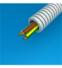 Preflex - 16MM 3G2,5MM² blauw+bruin+geelgroen per 100M - 1234000000