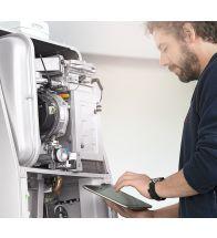 Inbedrijfstelling Junkers-Bosch gasketel