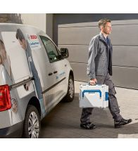 Werfbezoek Junkers-Bosch gasketel