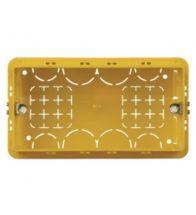 Bticino - Inbouwdoos 4 modules 130X71X52 - 504E