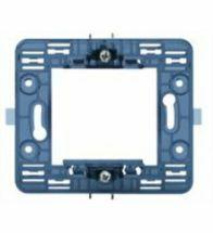 Bticino - Magic houder 2 modules vierkant schroeven - 500S/2AV