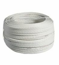 Bticino - Cable parlephonie bobine 200M - 336904