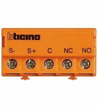 Bticino - Contact relais no+ng linea - 346250