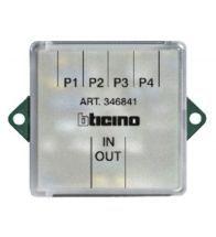 Bticino - Derivateur d'etage 346840 - 346841
