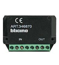 Bticino - Amplificateur 2-FILS - 346870
