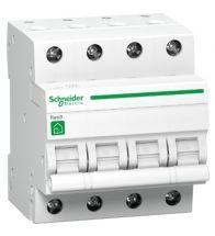 Schneider automaat 25A 3KA 4 polig curve C - R9F64425