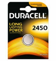 Duracell - 'DL2450' 3V li - CR2450.1