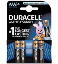 Duracell - Pile ultra power 'aaa' 1,5V BL/4 - LR03.MX2400.4