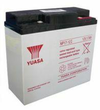 Yuasa - Batterie 12V 17AH - NP17-12