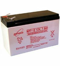 Enersys - Batterie 12V 7AH - ENP7-12