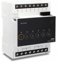 Niko - Home control module de commutation 6 circuits - 550-00106