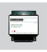 Conson - Switch link 8INGANGEN 4P bus - XP20