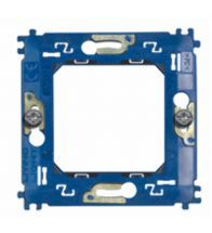 Bticino - Ll support 2 modules entraxe 57/71MM vis - LN4702