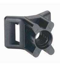 Legrand - Voetstuk schroefbevestiging zwart - 031950