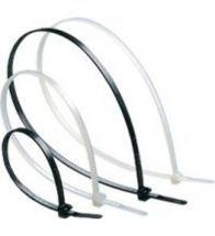 Legrand - Kabelband colring 7,6X360 zwart - 032029