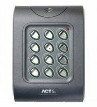 ACT - Clavier dig pvc/inox 10UILISATEURS - ACT-5E
