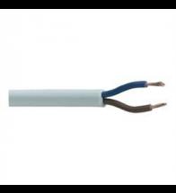 Cable vtmb 2X1,5 blanc - VTMB2X1,5BC