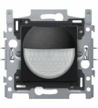 Niko - Bewegingsmelder 180° black coated - 161-78010