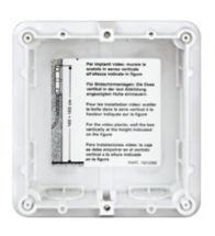 Bticino - Inbouwdoos 1 module - 350010