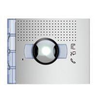 Bticino - Frontplaat 351300 zonder drukknop all metal - 351301