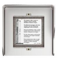 Bticino - Opbouwdoos 1 module all metal - 350611