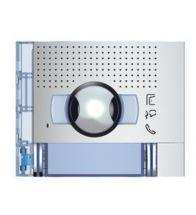 Bticino - Frontplaat voor 351300 2 drukknoppen all metal - 351321