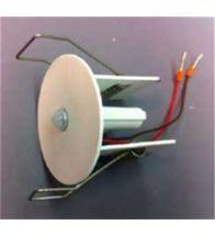 Qbus - Detect de mouv/air sensor encastre rond - SEN01MW/RMW