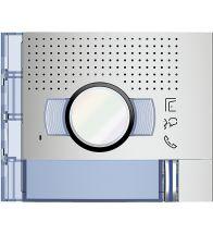 Bticino - Frontplaat voor 351200 1 drukknop all metal - 351211