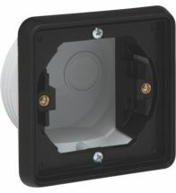 Niko - Hydro inbouwkader zwart - 761-73000