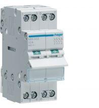 Hager - Modulaire schakelaar 4P 32A 400V - SBN432