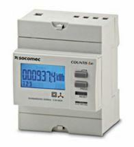 Socomec - Countis E44 3F CT/5A MID+RS485 - 48503014