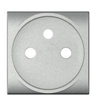 Bticino - Ll enjoliveur prise 2P+T enclipsable tech - NT4942S