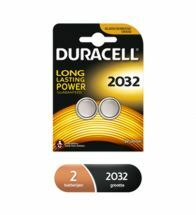 Duracell - 'DL2032' 3V 180MAH BL/2PCS - CR2032.2