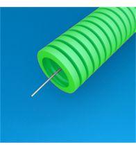 Preflex - 20MM tube vide avec tire-fil vert low smoke par 100M - 1234000236