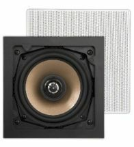 Artsound - Ls inbouw vierk 70W wit pr/paar - HPSQ525
