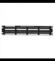 Panduit - Patch panel 24P mini-jack - CP24BLY