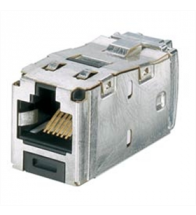 Panduit - Mini-jack RJ45 cat TX5E ftp - CJS5E88TGY