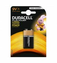 Duracell - Pil plus power 6LR61 9V - 6LR61.MN1604.1