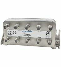 Hirschmann - Multitap 8-VOUDIG MFC2081 - 695020465