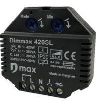 Trump - Dimmer encastre 420W r-c-l en led's 200W - DM420SL