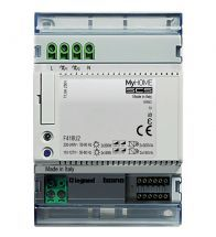 Bticino - Mh universele dimmer voor led 4 din 2UITG - F418U2