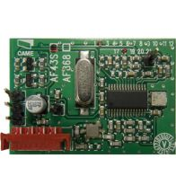 Came - Print frequence 433,9MHZ - 001AF43S