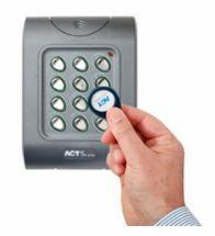 ACT - Codeklavier pvc/inox 50 gebruikers - ACT-5E-PROX