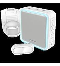 Honeywell - Kit d'alerte rapide 8 mel 200M 90DB a/ecl blanc - DC915SEAL