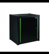 "Logon 19"" 6U wallmount H360XB600XD450 zwart - RWM06U45-BL"