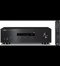 Yamaha - Receiver black hifi component dab+ - RS202B