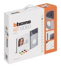 Bticino - Videokit kleur 1DRUKKNOP LINEA3000 + classe 300 V13M - 363611